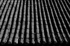 Free Ancient Roof Royalty Free Stock Photography - 5060767