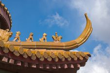 Free Chinatown Roof Stock Photos - 5061573