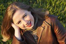 Free Smiling Woman Stock Photos - 5062113
