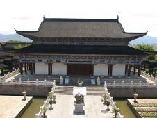 Free Chinese Ancient Temple Stock Images - 5062644