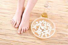 Free Female Feet Stock Images - 5063364