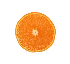 Free Orange Slice Royalty Free Stock Image - 5063706