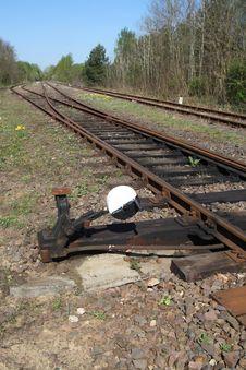 Free Railway Royalty Free Stock Image - 5063956