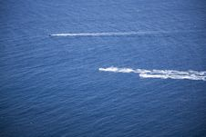 Free Sea Racing Stock Photography - 5064372