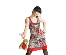 Free Woman And Teddy Royalty Free Stock Photography - 5064907