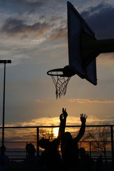 Free Basketball Stock Photography - 5065142