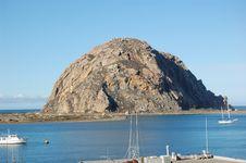 Free Morro Rock Stock Photos - 5065343