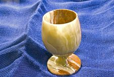 Free Marble Goblet Royalty Free Stock Photos - 5065448