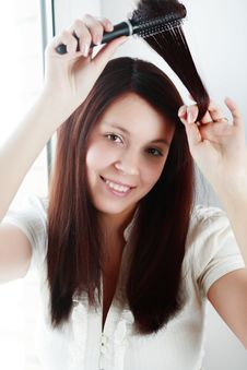 Free Hairs Royalty Free Stock Photography - 5066027