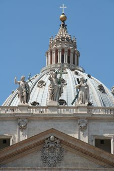 Free Vatican City Royalty Free Stock Photography - 5066417