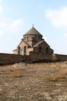 The Convent In Armenia Stock Photography