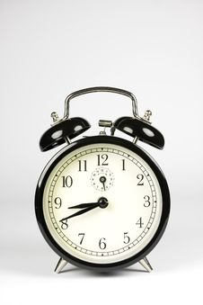 Free Classic Alarm Clock Royalty Free Stock Image - 5066616