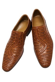 Free Brown Low Shoes Stock Photography - 5066632