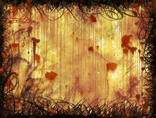 Free Rusty Grunge Wall Stock Photos - 5066673