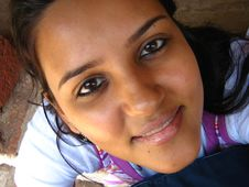 Free Happy Girl Stock Photo - 5068590