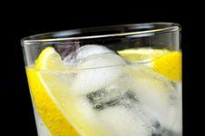 Free A Twist Of Lemon Royalty Free Stock Image - 5068746
