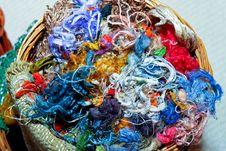 Free Silk Thread Stock Image - 5068821