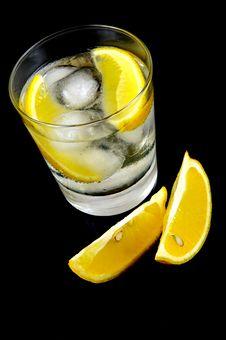 Free A Twist Of Lemon Royalty Free Stock Photos - 5068898