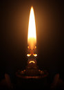 Free Burning Candle Royalty Free Stock Images - 50683419