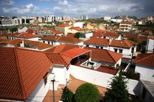 Free Rooftops Royalty Free Stock Image - 5070286