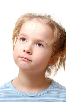 Free Little Girl Stock Photo - 5070720