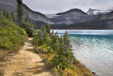 Free Beautiful Footpath. Stock Photo - 5070970