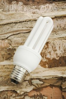 Energy Saver Lamp Royalty Free Stock Photos