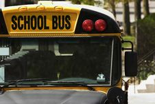Free School Bus Stock Photography - 5072342