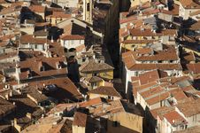 Free Nice Rooftops Royalty Free Stock Photo - 5073585