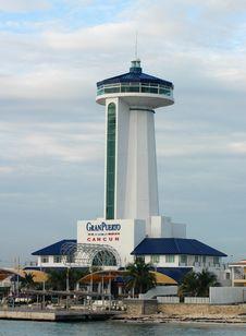 Free Port In Cancún - Mexico Stock Photos - 5073773