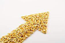 Free Corn Arrow II Royalty Free Stock Photo - 5073975