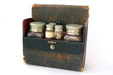 Free Vintage Pharmaceutical Case Stock Photos - 5075033