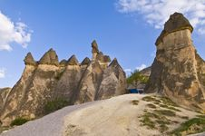Free Cappadocia Royalty Free Stock Images - 5075239