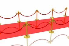 Free Red Carpet Royalty Free Stock Image - 5076166