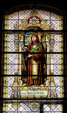 Free Stained Glass Stock Photos - 5076273