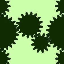 Free Gears Stock Photography - 5077112