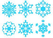 Free Snowflakes Royalty Free Stock Photos - 5077508