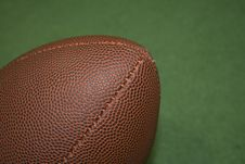 Free Football Royalty Free Stock Photography - 5078327