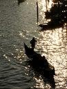 Free Gondola In Venice Royalty Free Stock Photo - 5088285