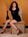 Free Sexy Hispanic Woman Stock Image - 5088391