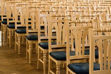 Free Chairs Royalty Free Stock Photo - 5080035