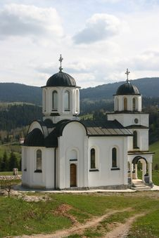 Free Small Orthodox Church Stock Photography - 5080072