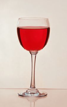 Free Glass Of Red Wine Stock Photos - 5080123
