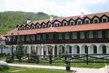 Free Orthodox Monastery Royalty Free Stock Photo - 5080375