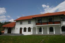Free Orthodox Monastery Royalty Free Stock Photo - 5080665