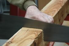 Free Sawing Royalty Free Stock Images - 5081239