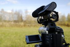 Free Digital Camera Stock Photography - 5082712