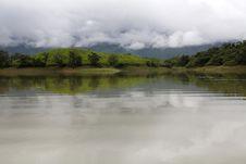 Free Nam Ngum Reservoir, Laos Royalty Free Stock Photo - 5082865