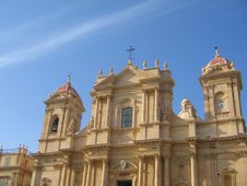 Free Noto Cathedral Stock Images - 5082964