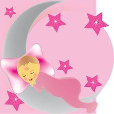 Free Sleeping Baby Stock Image - 5083731